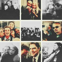 Criminal Minds...can I just spend a day with these fine citizens?