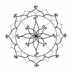 Many mandala patterns on this page. I am thinking fabric crayons and floss. Mandala Drawing, Mandala Art, Embroidery Applique, Embroidery Patterns, Coloring Sheets, Coloring Pages, Mandela Patterns, Rangoli With Dots, Dot Art Painting