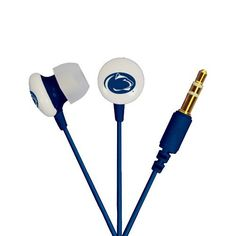 AudioSpice Ignite In-Ear Headphones - Pennsylvania State University Nittany Lions
