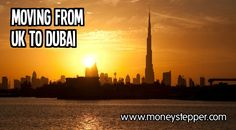 """As part of our """"moving abroad"""" series, guest poster Simon Withington explains the financial benefits and mistakes to avoid when moving from the UK to Dubai."""