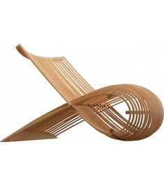 Wooden Chair Sillón