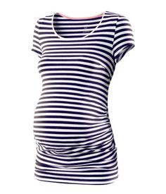 MAMA Top by H&M (Maternity) in Organic Cotton - $10