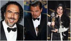 Meio ambiente, feminismo, racismo e homofobia foram alguns dos temas abordados pelos artistas que ganharam os principais prêmios na cerimônia do Oscar, realizado neste domingo (28) nos Estados Unidos.