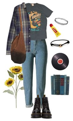 """3.Vibez"" by thatssokalea on Polyvore. #fashion #outfit #90sfashion #90s #grunge #tumblr"
