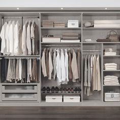 Pin by dilara d on evim icin in 2019 Wardrobe Design Bedroom, Bedroom Wardrobe, Pax Wardrobe, Wardrobe Storage, Bedroom Cupboard Designs, Bedroom Cupboards, Walk In Closet Design, Closet Designs, Home Room Design