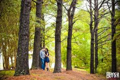 Country/Fall engagement shoot by Blanca Duran Photography