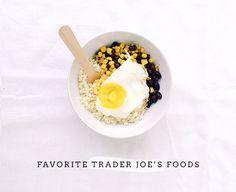 trader joe's favorites | designlovefest