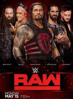 """WWE Monday Night Raw 03 September 2018 HDTV Movie Plot: The superstars of World Wrestling Entertainment's """"RAW"""" brand collide each and every week on WWE Monday Night RAW, broadcast once again each and every week on the USA cable network. Bollywood Movies Online, Latest Hindi Movies, Hd Movies, Movie Tv, Films, Movies Free, Wwe Raw, Stephanie Mcmahon, Vince Mcmahon"""