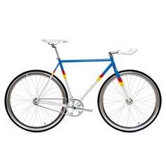 Alouette Line Fixed Gear Bike By State Bicycle Co. 4130 Core Line  - Fixed Gear Bikes - Bikes