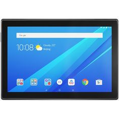 "Lenovo Tab 4, 10.1"" Android Tablet, Quad-Core Processor, 1.4GHz, 16GB Storage, Slate Black, ZA2J0007US         ** Want additional info? Click on the image. (This is an affiliate link) #ComputersAccessories"