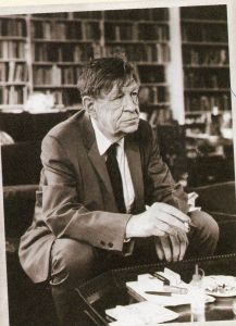 W.H. Auden, uncredited photo
