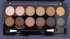 MUA Undressed Palette.  Best eyeshadow palette
