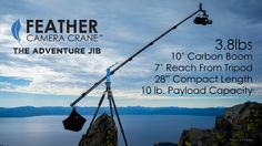 Feather Camera Crane | Lite Pro Gear