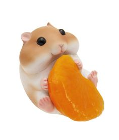 Hamster Gachapon so cute