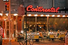 Continental in Old City (Photo  by B. Krist for GPTMC)