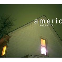 American Football - American Football Deluxe 2LP Vinyl RED Record