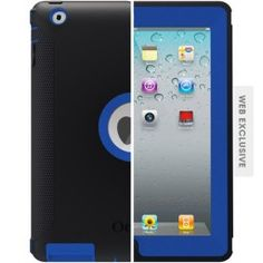 Otterbox Defender Series Case for the New iPad and iPad 2 Deep Sea 60