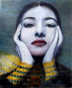 Amedeo Del Giudice - Maria Callas