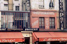 Kees Scherer, Paris, circa 1960