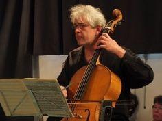 Concerts - Aldo Ripoche, violoncelliste