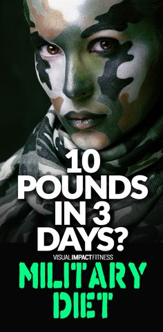 The Military Diet is a free diet program that caught on and recently went viral. It's a simple way to drop up to 10 pounds in 3 days for an event.