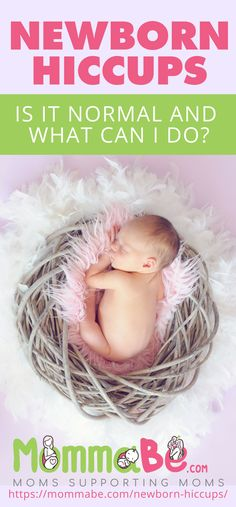 Newborn hiccups must not be a cause for concern. Know what causes baby hiccups, what to do with them, and when to ask your doctor for help in this article. Baby Growth, Newborn Essentials, Childrens Room Decor, Baby Health, Baby On The Way, Newborn Care, First Time Moms, Infants