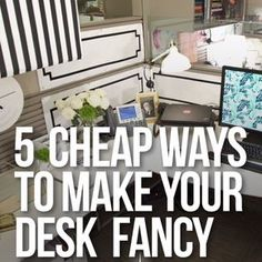 give cubicle office work space ideas cheap ways to dress up your desk office ideas decor diy desk glam give your cubicle office or work space makeover