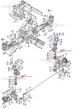 repair manual John Deere 655 755 855 955 756 856 Compact