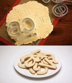 Cortador de galletas - HELVETICA