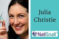 Julia Christie Mum Inventor Nail Snail
