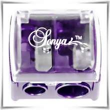 Sonya Dual Pencil Sharpener | Forever Living Products. Shop Online from Aloe Vera USA Retail eshop. #Accessories #MakeUp #Cosmetics #ForeverLivingProducts Pencil Sharpener, Forever Living Products, Makeup Cosmetics, Aloe Vera, Retail, Skin Care, Usa, Shop, Accessories