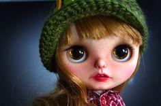 RESERVED Custom Blythe doll Jet Pro por JevrieslovesJodie en Etsy