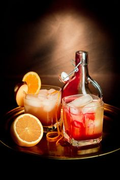 Brandy Plum Sours - Russell van Kraayenburg - The Boys Club @boysclubblog