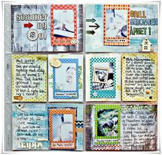 Project Life Norge: GDT-Linn Project Life, Scrapbook, Books, Projects, Ideas, Art, Log Projects, Art Background, Libros