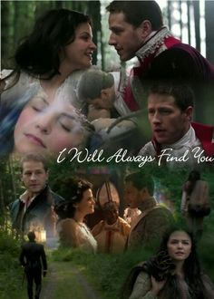 """I Will Always Find You"" ~David #ouat #snowing"
