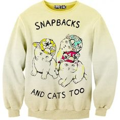 ahh I'm dying  THERES A SWEATER VERSION..... WHY?? @Callie Harrelson @Kaitlyn