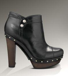 UGG Ambrogia 1001312 Black Boots