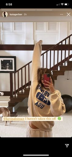 Model Outfits, Cute Outfits, Fashion Outfits, Gymnastics Photography, Insta Snap, Kaia Gerber, Lounge Wear, Celebrity Style, Photo Editing