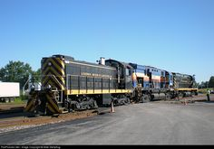 RailPictures.Net Photo: LAL 72 Livonia, Avon & Lakeville Alco S2 at Lakeville, New York by Mike Stellpflug