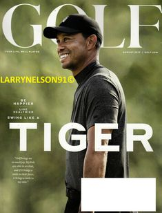 GOLF MAGAZINE AUGUST 2019 TIGER WOODS TONY ROMO JACK NICKLAUS CONWAY TWITTY SF Z Conway Twitty, Golf Magazine, Tony Romo, Jack Nicklaus, Tiger Woods, Magazines, Bring It On, Game, Fitness