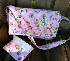 Princess Baby Doll Diaper Bag Set ... from 'babydear' on Lilyshop for $29.00