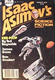 Isaac Asimov's Science Fiction Magazine - January 1979