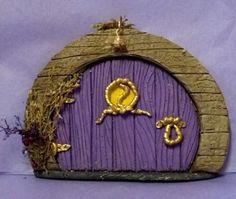 Sleepy Hollow | Fairy Houses & Doors | Enchanted, Whimsical Fairy items from the Sleepy Hollow Woodworking Studio.