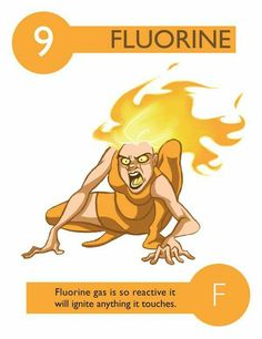 9.Fluorine