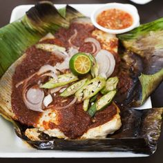 Head straight to Leng Heng Seafood BBQ for flavorful sambal stingray charcoal-grilled to perfection.