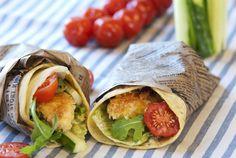 laks i lefse Dinner Is Served, Chorizo, Guacamole, Mexican, Ethnic Recipes, Food, Essen, Meals, Yemek