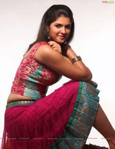 Deeksha Seth Hot Cleavage Photos (Deeksha in Wanted) High Resolution Photos - Image 3