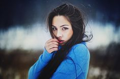 Gorgeous Winter Portraits by Dmitry Noskov 04 @ GenCept pic on Design You Trust