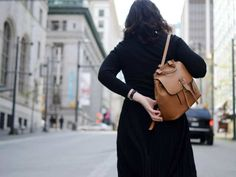 (Back)Pack mentality: The backpack returns as a chic accessory Lifestyle News, Designer Wear, Longchamp, Backpacking, What To Wear, Fashion Beauty, Vogue, Michael Kors, Shoulder Bag