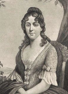 Born today on 10/30/1748 – Martha Wayles Skelton Jefferson, wife of Thomas Jefferson (d. 1782)